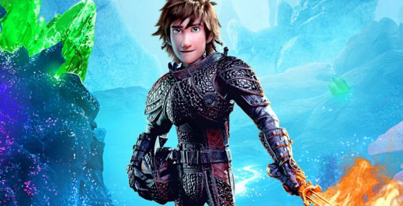 How to Train Your Dragon The Hidden World